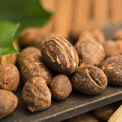 Shea butter nuts skincare ingredients