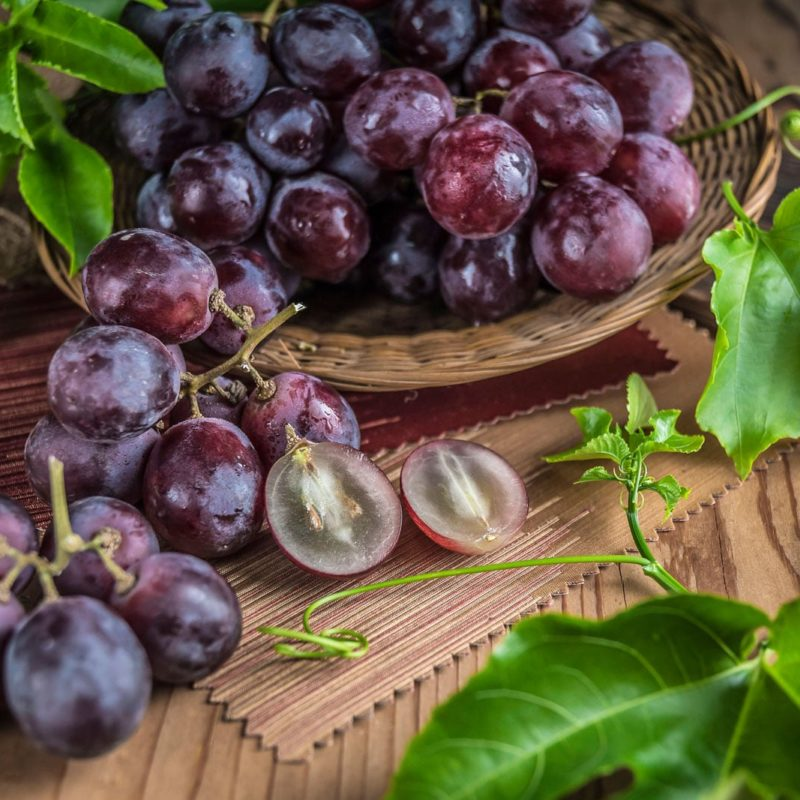 Grapeseed natural skincare ingredient